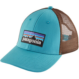 Patagonia P-6 Logo LoPro - Couvre-chef - marron/turquoise